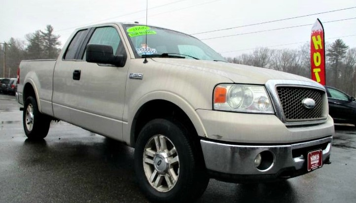 Used 2006 FORD F-150 LARIAT