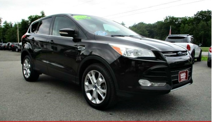Used 2013 FORD ESCAPE SEL AWD